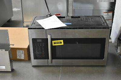 me16h702ses 30 stainless over the range microwave