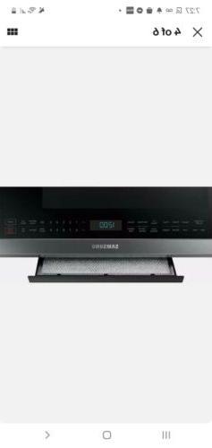 Samsung ME21M706BAS cu. ft. Over Microwave