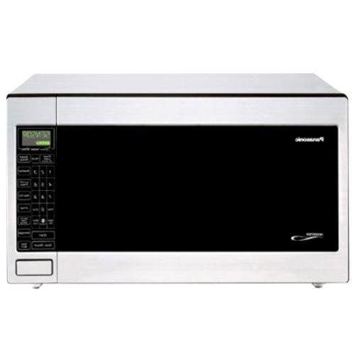 Panasonic Microwave Oven, Stainless
