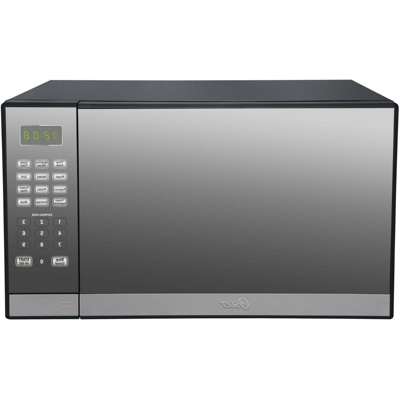 Oster Cu. Stainless Finish Microwave with Grill