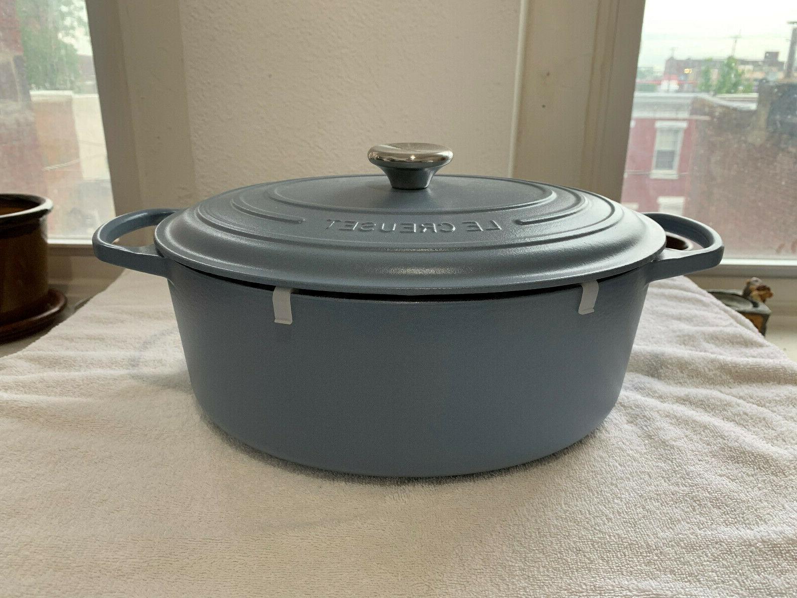 new 6 75 quart oval signature casserole