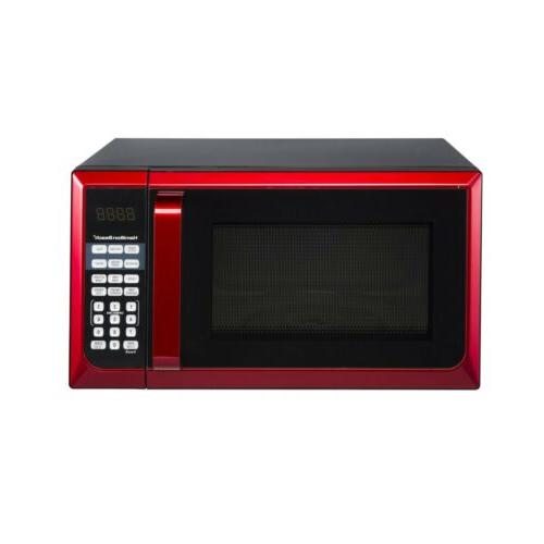 New Counter-Top Steel Microwave Oven FREE