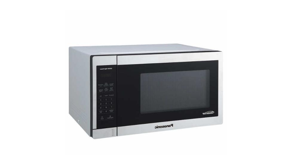 nn sc668s microwave oven stainless steel