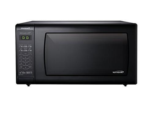 Panasonic NN-SN736B 1.6 Ft. Countertop Microwave Oven
