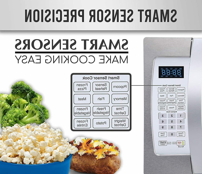 Farberware FMO13AHTPLE Cu. Ft. 1100-Watt Oven