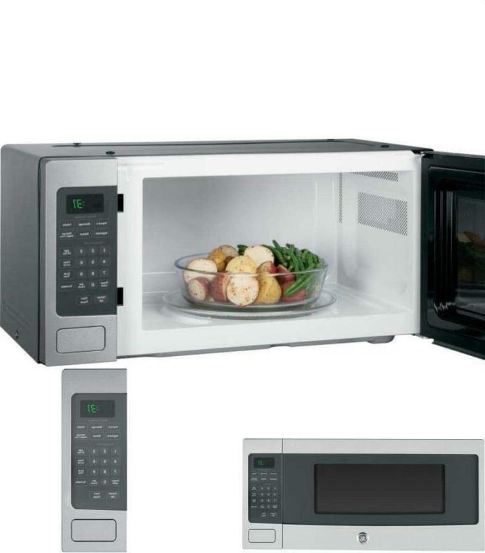 profile countertop microwave pem31sfss free shipping new