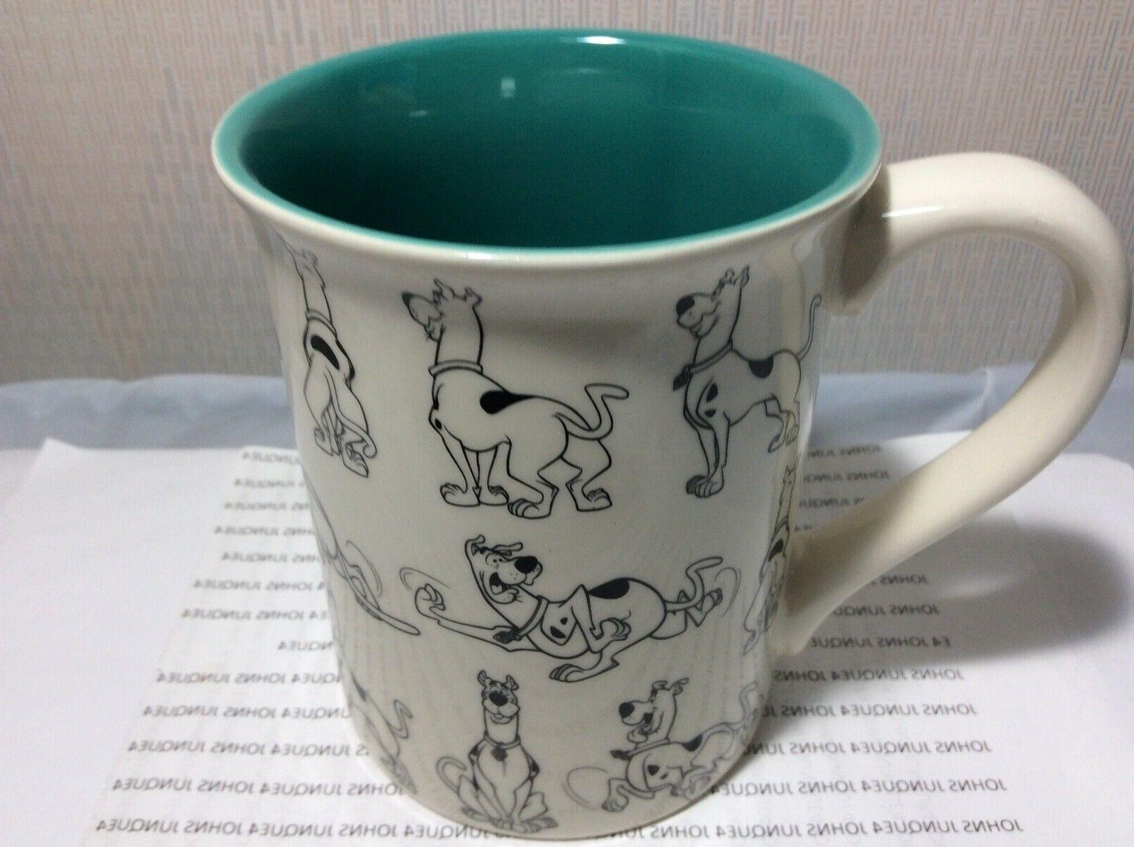 SCOOBY-DOO SHEET MUG ENESCO BOX DISHWASHER/MICROWAVE