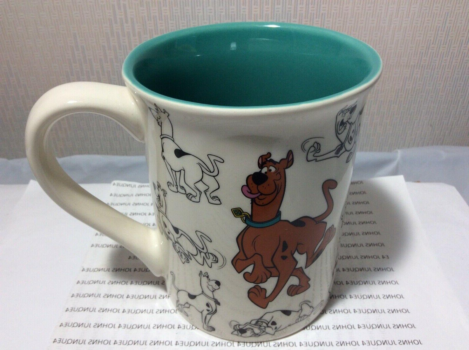SCOOBY-DOO MODEL MUG ENESCO NEW IN BOX SAFE