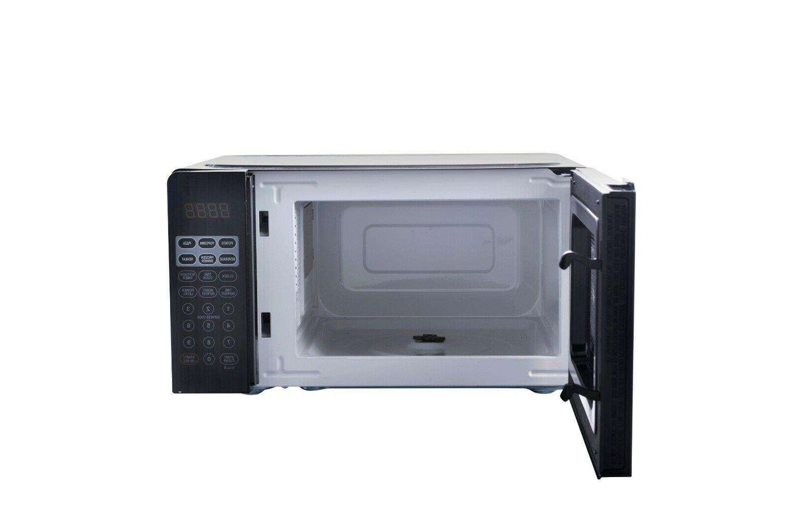 Small Table Top Microwave Oven Cu.ft Food