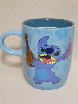 Disney Store Stitch Coffee Mug 10 Oz Lilo & Stitch Microwave