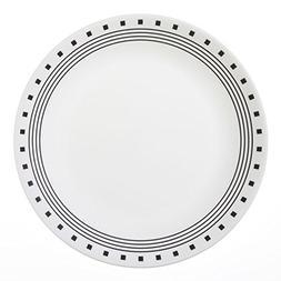 """Corelle Livingware City Block 10-1/4"""" Dinner Plate"""