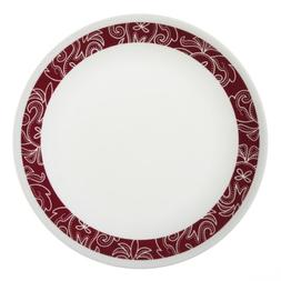 "Corelle Livingware 8.5"" Lunch Plate, Bandhani, Set of 6"