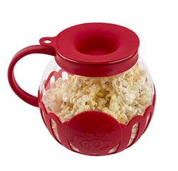 Ecolution Micro-Pop Microwave Popcorn Popper 1.5QT - Tempera