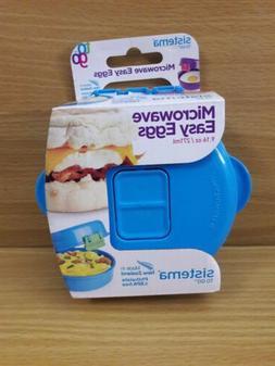 SISTEMA MICROWAVE EASY EGGS BPA FREE NEW