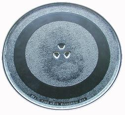 """GE Microwave Glass Turntable Plate / Tray 13 1/2"""" WB49X10114"""