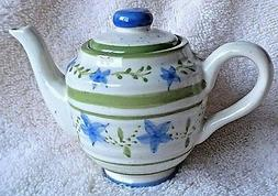 miniature teapot ceramic stoneware dishwasher and microwave