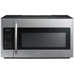 NEW Samsung 1.8-cu. ft. Over-the-Range Microwave Oven Stainl