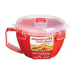 Sistema 1109ZS Microwave Collection Noodle Bowl, 31.7 oz, Re