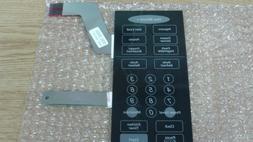 OEM Samsung Maytag Microwave Keypad Membrane DE34-00059L