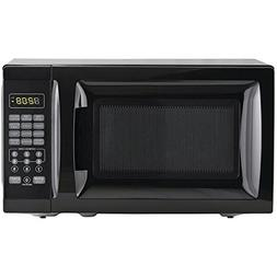 Mainstays 700W Output Microwave Oven Black