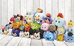 Walt Disney TSUM TSUM Toy Figures Series 1 - 4  from Disney