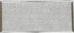 Compatible Whirlpool W10208631A Aluminum Mesh Microwave Oven
