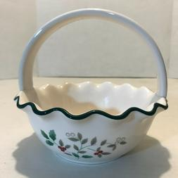 winterberry basket serving bowl dishwasher and microwave